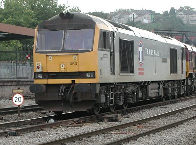 Click HERE to ENTER the class 60 diesel photo gallery